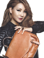 Png render: CL (2NE1) #03 by VipArmy