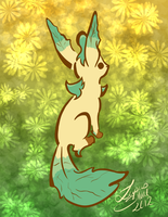 Verdant by LupusSilvae