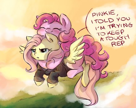 Inconvenient Pinkie by ButterSprinkle