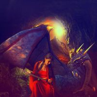 Keeper of the Dragons by barbranz