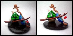 Zelda Mini Makar Figure by OhThePlushabilities