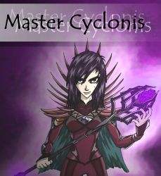 Storm Hawks - Master Cyclonis by Lost-of-Existence