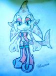 Peace the Leopard Shark by princess06