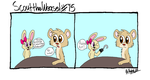 Scout the Weasel #45 by Niaarts459