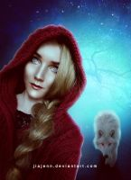 Red ridding hood by jiajenn