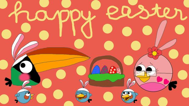 Happy easter day! by Princess-Sackboy3659