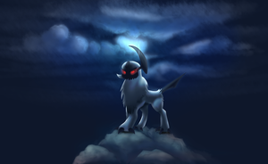 Absol by Nalenthi