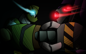 Bulkhead VS Lugnut by OmegaSam7890