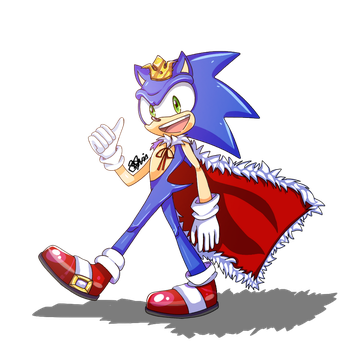King Sonic by Soso713705