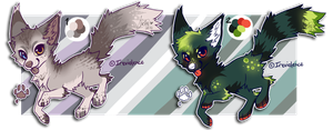 Adoptables auction! //open// by Squirrelings