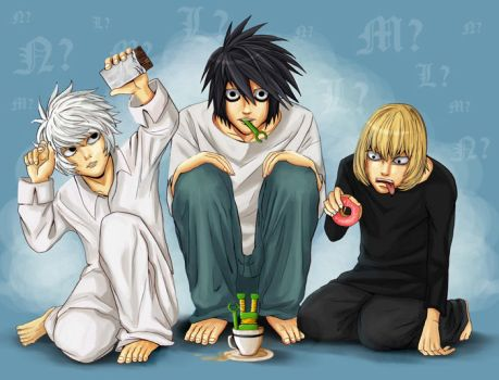 Death Note twist by Hani7