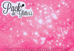 Glitter's Pack by imabelopez