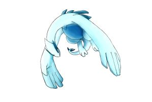 Lugia by CookiePenguin
