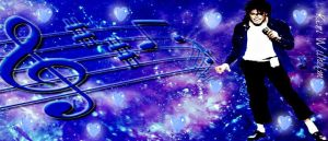NOTES 4 MICHAEL FACEBOOK COVER by KerensaW