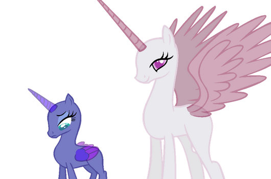 Alicorn Base Alicorn Friends Base By Hinamorimiku On Deviantart