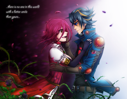 Collab - Unlock my closed heart by Norieh