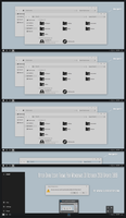 After Light CC Theme Win10 October Update 1809 by Cleodesktop