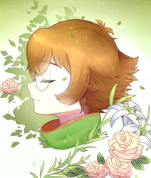 Voltron Pidge by NekoRawrMeow