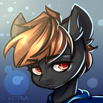 [comm] Death Stare by PlnetFawn