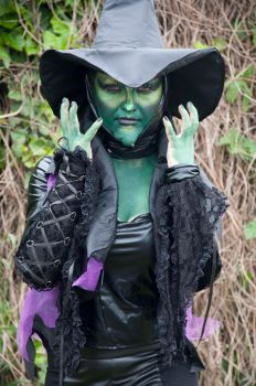 wicked witch of the west 5 by XNBcreative