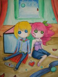 Lonely Dolls by Tiffelz