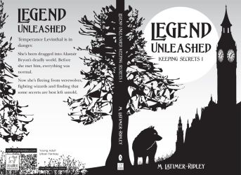 Legend Unleashed (Keeping Secrets, 1) Chapter 8 by mlatimerridley