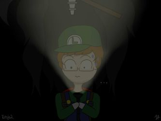 My Friend As Luigi... from the Smash Direct by Totojo2