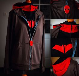 RHATO: jason todd hoodie (2nd ver) by envylicious