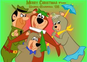 Merry Christmas from HB by slappy427