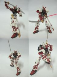 1:144 Astray Red Frame by raipo