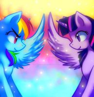 Browing by Jacky-Bunny
