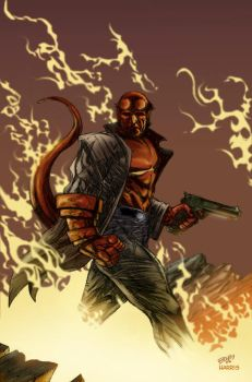 hellboyco by jharris