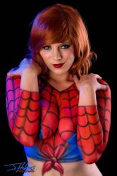 The Real Mary Jane 2 by Alexia-Jean-Grey