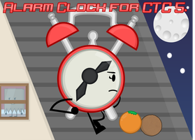 Alarm Clock For CTC 5! by 0011101000110011