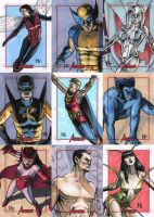 Marvel Greatest Heroes 5 by jeh-artist