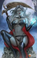 Lady Death by NOPEYS