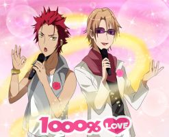 Maji 1000 love by anniberri