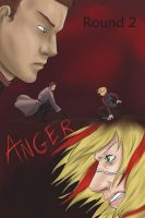 CW Round 2 Cover -ANGER by Tzelly-El