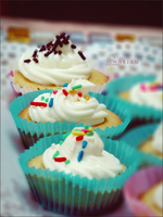 cup cake by MariOmz
