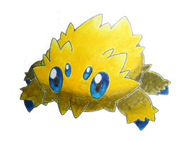 pokemon joltik