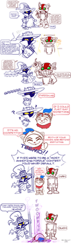 LoL: Most Annoying What by MimiMarieT