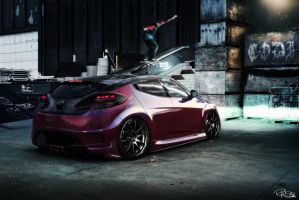 Hyundai Veloster by Codistyle