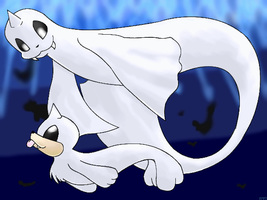 Seel and Dewgong