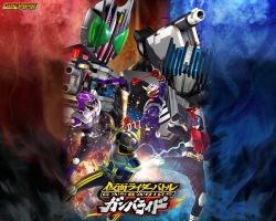 kamen rider decade wallpaper by lunadivervii