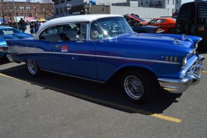 1957 Chevorlet Bel-Air IV by Brooklyn47