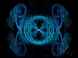 Dual Infinity by Arialgr