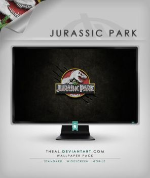 Jurassic Park by TheAL