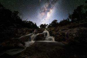 Going With The Flow by CapturingTheNight