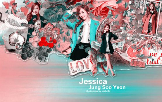 #7 JESSICA JUNG by niyeahco