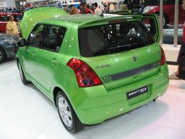 AIMS2010 - Suzuki Swift RE4 by TricoloreOne77